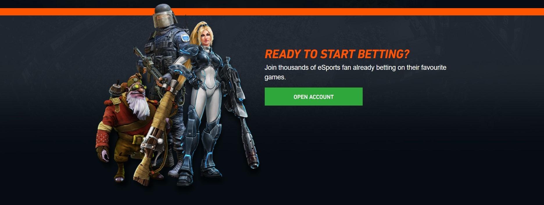 pinnacle eSports bet