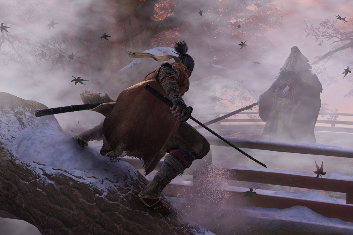 Sekiro Shadows Dies Twice