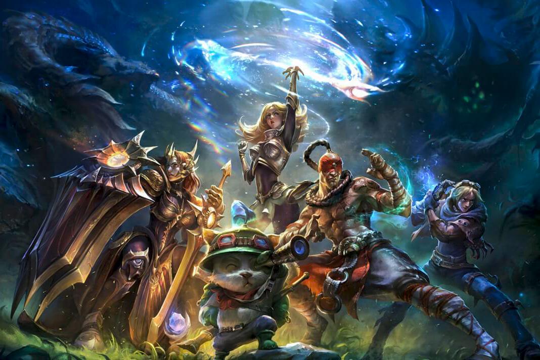 League of Legends esports betting