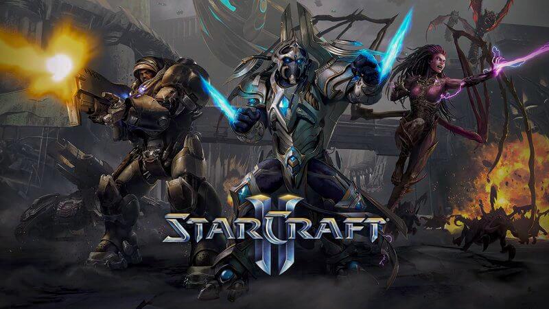 Starcraft 2 esports betting