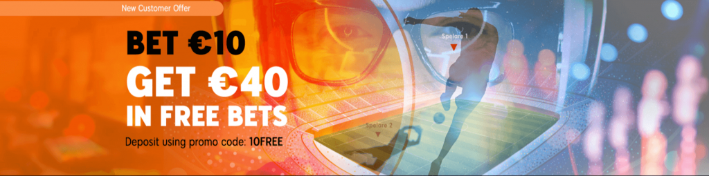 888sport eSports Bonus